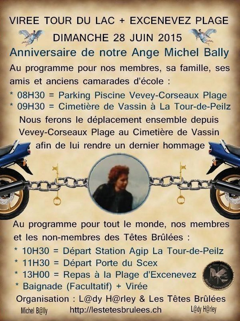 Hommage à Michel Bally