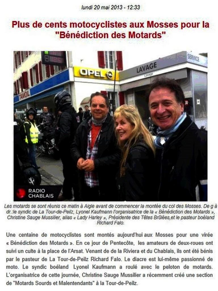 Radio Chablais 2013