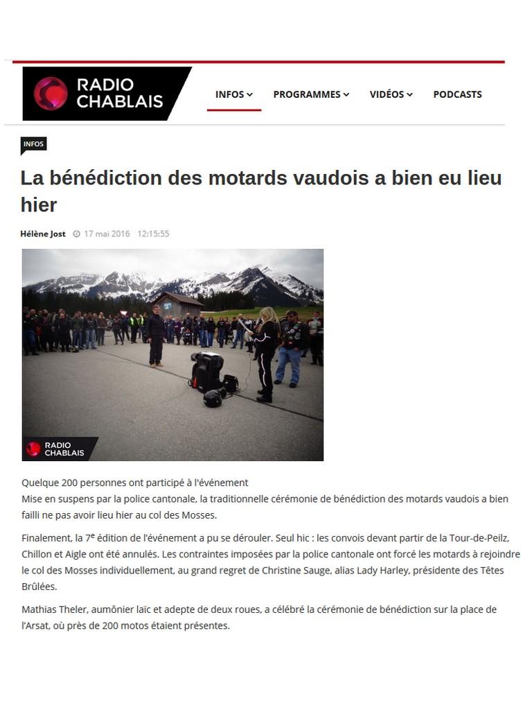 Radio Chablais 2016