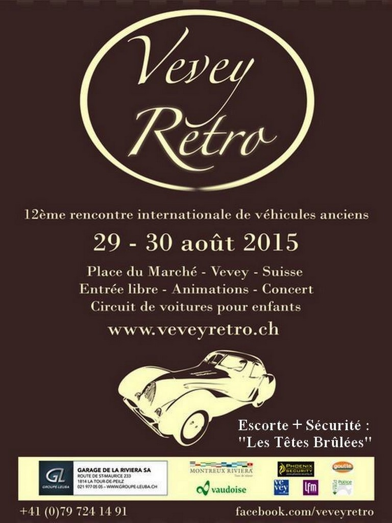 Escorte Vevey Retro