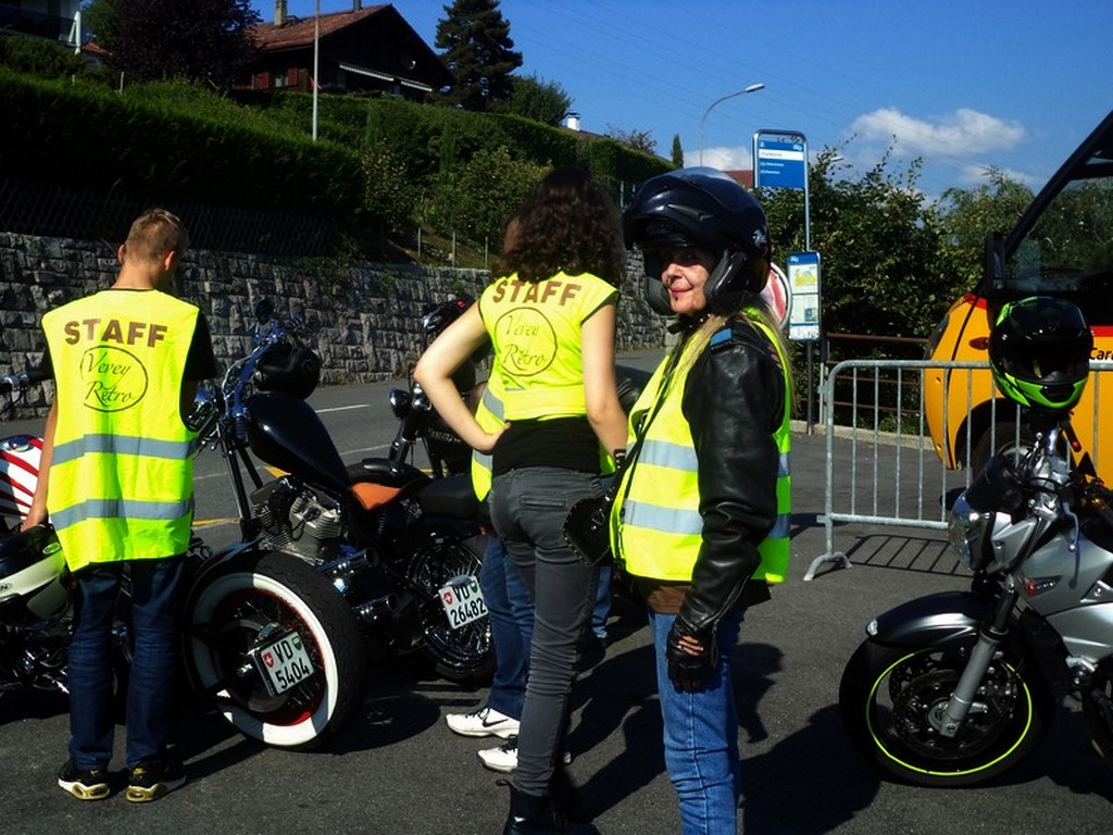 Escorte Vevey Retro 2015